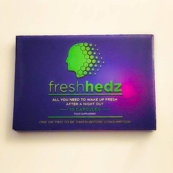 Fresh Hedz -10 Capsules