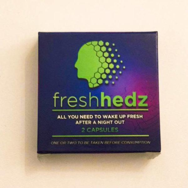 Fresh Hedz - 2 Capsules